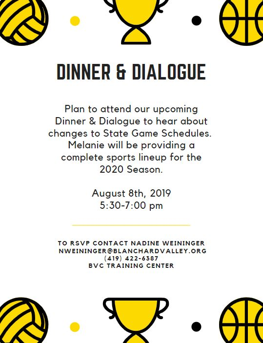 Special Olympics 2020 Calendar Dinner & Dialogue – Special Olympics 2020 Season Update